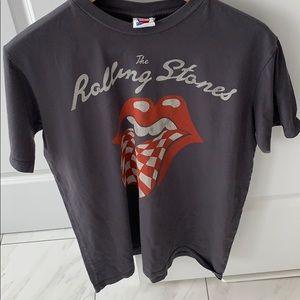 Junk food Rolling Stones T-shirt